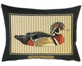 55550 set van 3 Carolina Duck 35x45 cm