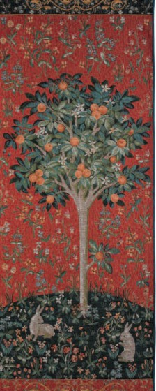 78447 William Morris 187x75 cm