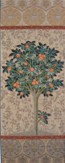 78449 William Morris 187x75 cm wit