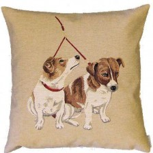 54820 Jack Russels 45x45 cm